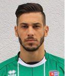 Vincenzo Melillo (portiere Nereto) dicembre 2019