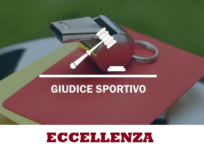 LOGO GIUDICE SPORTIVO TIPO Eccellenza