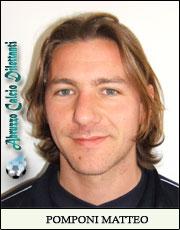 Il primo volto nuovo del Canistro 2010/11 è Matteo Pomponi (nella foto). Un acquisto importante, quello del difensore 33enne di Giulianova, destinato ad ... - pomponimatteo