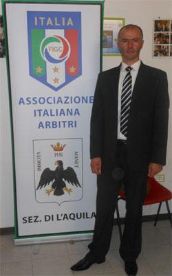 f7b5725798 Accolto con un lunghissimo applauso al momento della proclamazione, la  sezione aquilana ha eletto il suo nuovo presidente, Berardino Lattanzi  (nella foto) ...