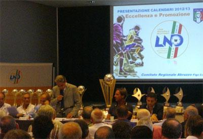 Calendario Promozione Abruzzo.Varata La Nuova Stagione La Presentazione Dei Calendari D